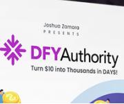 DFY Authority Coupon Code
