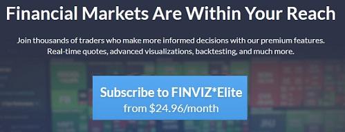 Finviz Elite Coupon Code